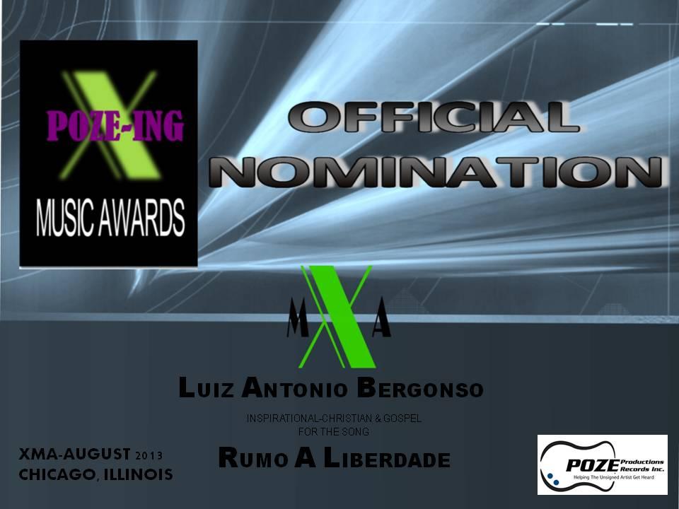 X-POZE-ING MUSIC AWARDS-AUGUST 2013