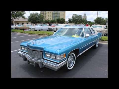 2012 CLC Grand National Car Show - 1965 to Present Cadillacs