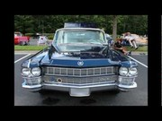 2012 CLC Grand National Car Show - 1959 to 1964 Cadillacs