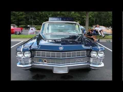 2012 CLC Grand National Car Show - 1959 to 1964 Cadillacs