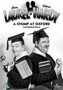 A Chump at Oxford (1939)