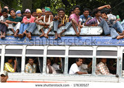 stock-photo-calcutta-india-june-a-group-of-hindu-people-riding-the-then-political-meeting-june-17630527