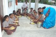 Blessing childrens home