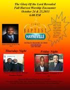 Fall Harvest Worship Encounter
