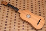 Renaissance Guitar by Peter Forrester