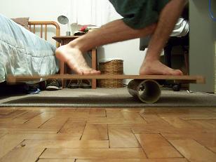 Diy Indoboard Asra Australian Skateboard Racing Association