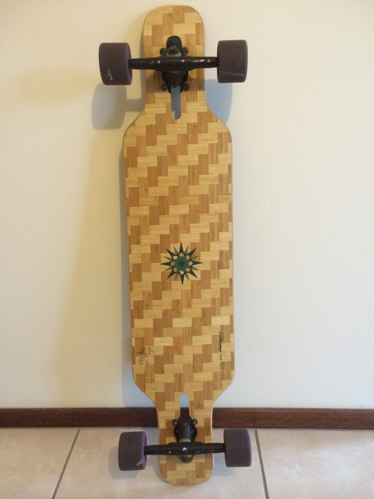 WTS Loaded Tan Tien - ASRA - Australian Skateboard Racing