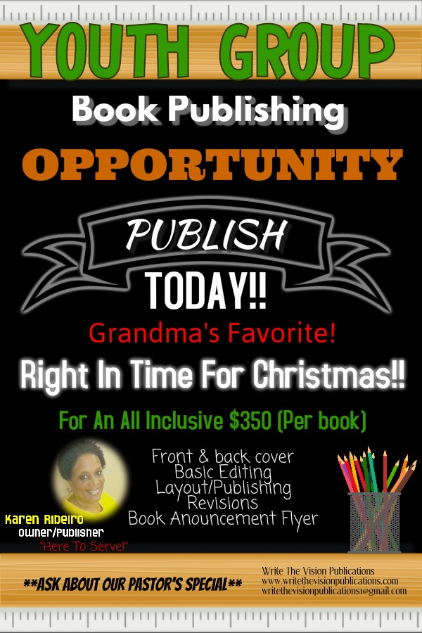 Youth Group publishing Flyer