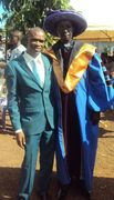 pastor festus with dad  apostal lenard isoe
