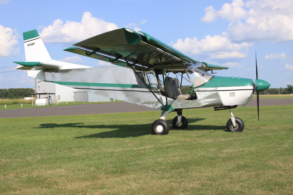 FOR SALE COMPLETED CH-801 AIRFRAME WITH ENGINE AND PROP