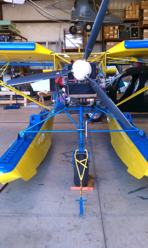 701 Floats for the 750 - Zenith Aircraft Builders and Flyers