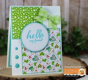 Friday Funday - Sketch & Patterned Paper
