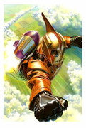 Rocketeer by Alex Ross