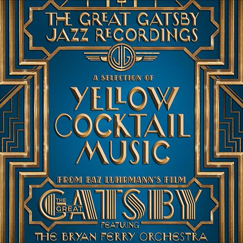 Brian Ferry music for Great Gatsby