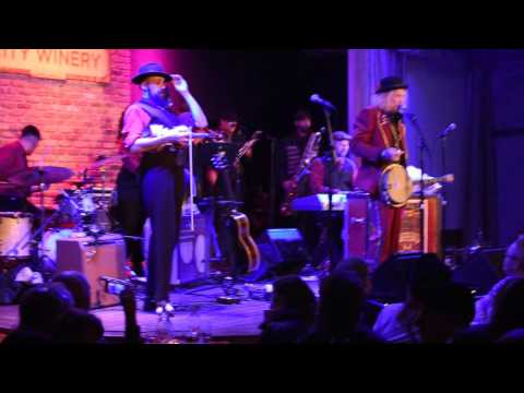 Squirrel Nut Zippers live at City Winery Chicago - Suits Are Picking Up The Bill