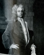 Lt.Governor of Virginia ,1722-1726  Hugh Drysdale 1