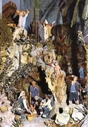 Modica S. Maria di Betlem Presepe