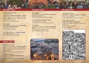 """Rassegna 2012 di IngegniCultura """"Arte e Cultura tra Museo & Territorio"""".Programma"""