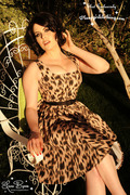 Leopard Lana