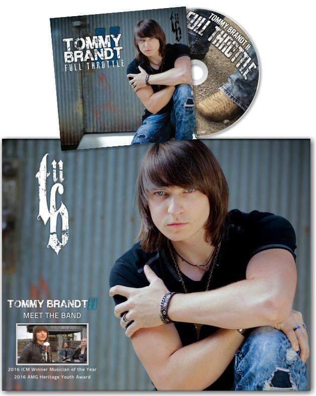 CD - Full Throttle