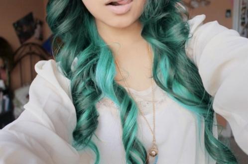ფერადი თმები, ჭრელი თმები, თმის ფერი, თმის შეღებვა, საინტერესო, მოდა, qwelly