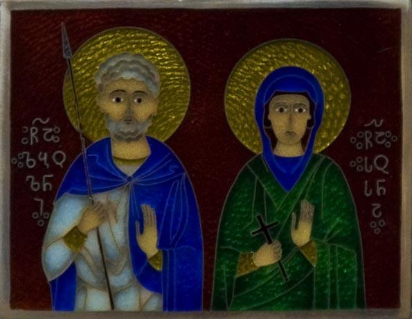 ზაბულონი და სოსანა, წმინდათა ცხოვრება, თვენი, ივნისი, ქველი, qwelly, june