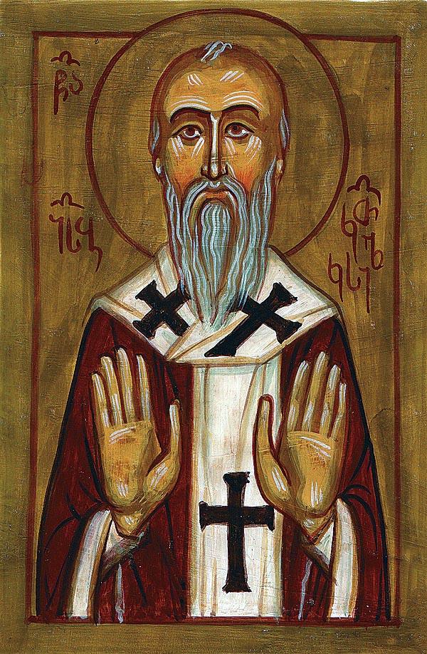 კათოლიკოსი, პატრიარქი, იოსები, წმინდათა ცხოვრება, თვენი, ოქტომბერი, ქველი, qwelly, october