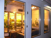 South Pole Food Growth Chamber