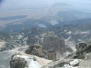 From the Summit of the Grand Teton