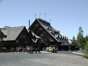 100th Opening of the Old Faithful Inn