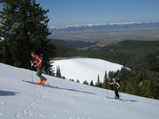 Spring Skiing at Grand Targhee