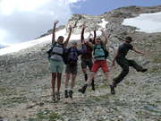 July 28, 2007 on the Middle Teton