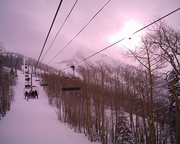 Powder Day - Mt. Crested Butte