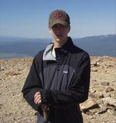 Ontop of Mt. Baldy, Philmont Summer '04