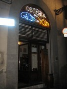 The best restaurant in all of Italy!