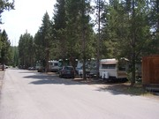 Old Faithful Employee RV Park