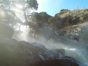boiling river yellowstone