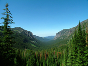 hyalite canyon1