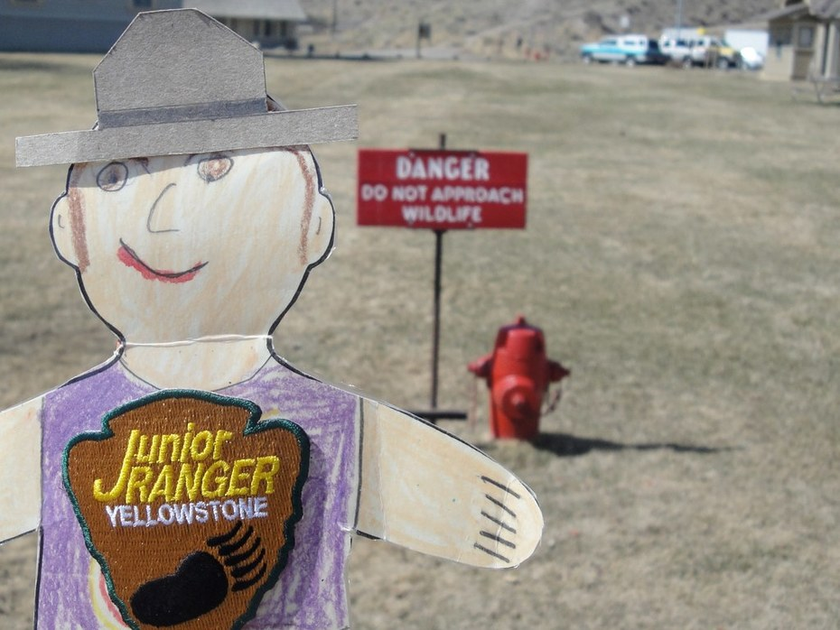 Flat Stanley Minding the Rules