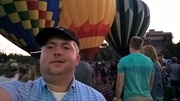 Me at a festival in Bend Oregon