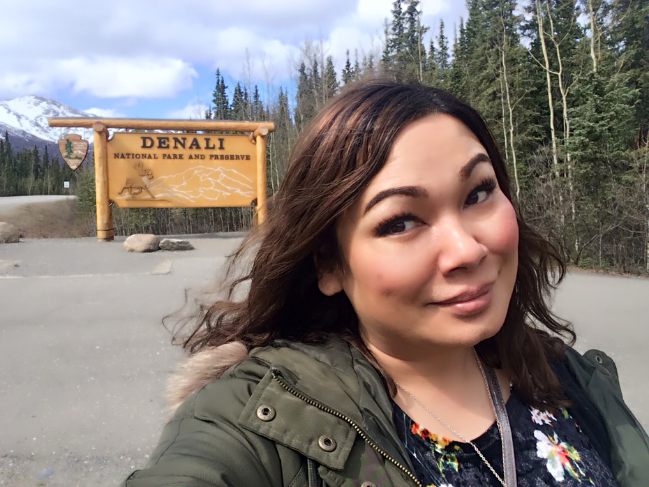 I am in DENALI