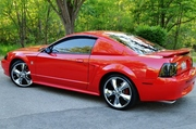 """03 Ford Mustang """"Husker Stang"""""""