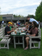Tea in Acadia Park