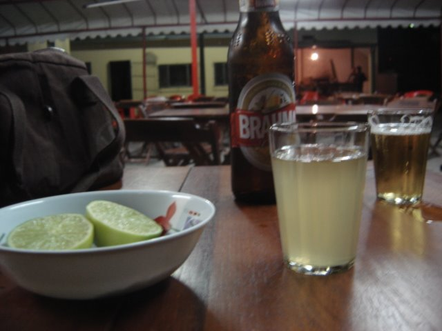 Tequila and Beer!
