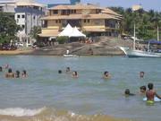 Praia de IRIRI-ES