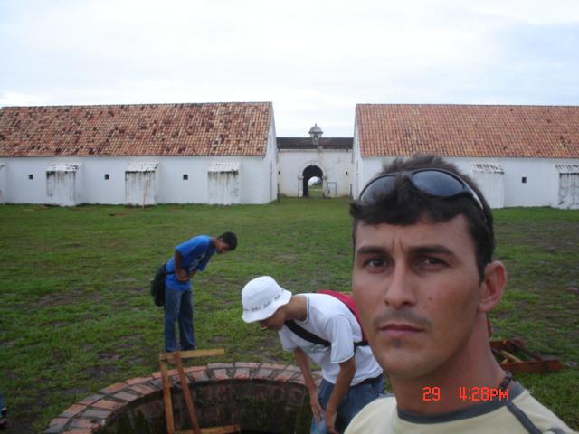 Fortaleza de São José em Macapá-Amapa
