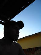 Me in the shadow