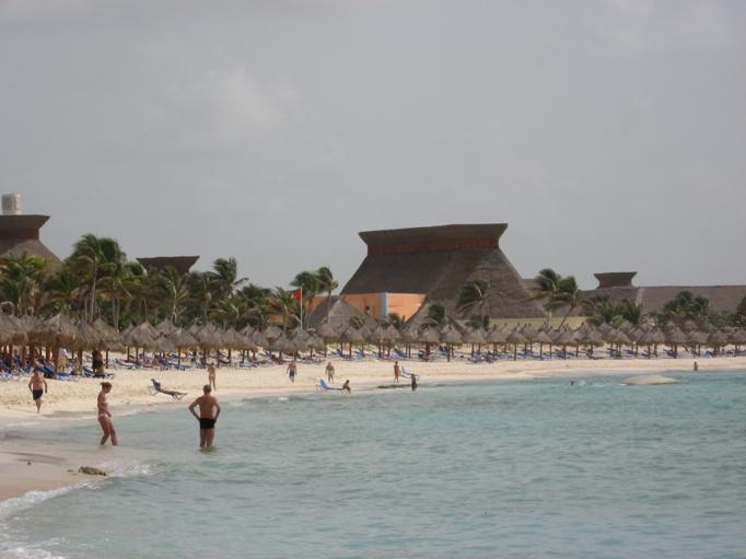 The coast of the Bahia