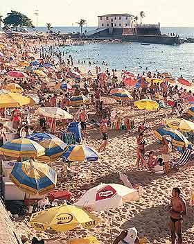 Beach Farol da Barra