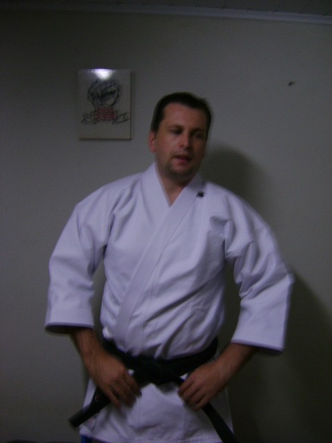 Black Belt 2nd Dan